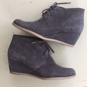 Like new Franco sarto booties 7